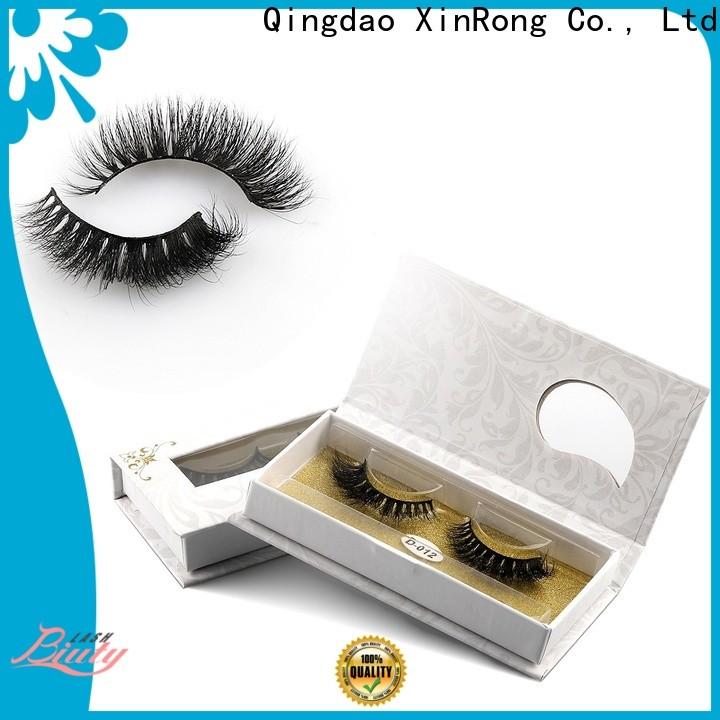 where to apply false eyelashes